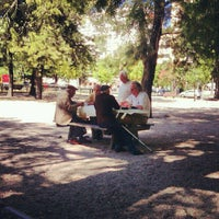 Photo taken at Jardim do Campo Grande by Shivam T. on 7/12/2012