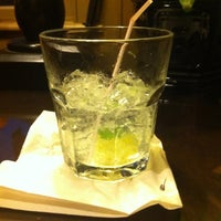 Photo taken at Chateau Le Moyne Bar by Peter D. on 2/17/2012