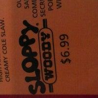 Photo taken at Woody's Bar-B-Q by Jason W. on 2/18/2012