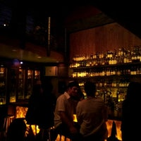 Photo taken at Nihon Whisky Lounge by Minh T. on 5/19/2012
