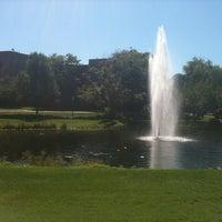 Foto diambil di Bryant University oleh Josh W. pada 8/29/2012