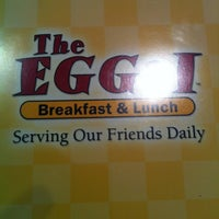 Photo taken at The Egg & I Restaurants by Edward L. on 3/7/2012