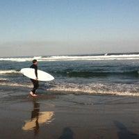 Das Foto wurde bei La Jolla Shores Beach von Sam C. am 4/28/2012 aufgenommen