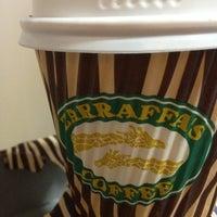 Photo taken at Zarraffa's Coffee by Vashti D. on 2/28/2012