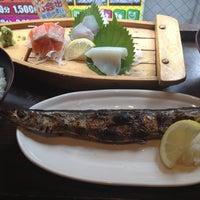 Photo taken at 根室食堂 道玄坂店 by yaga on 8/30/2012