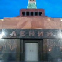 Photo taken at Lenin's Mausoleum by Ace S. on 8/4/2012