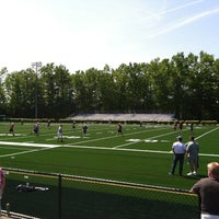 Photo taken at Stellos Stadium by Aaron C. on 5/20/2012