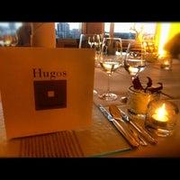 Photo taken at Hugos by Karina M. on 9/1/2012
