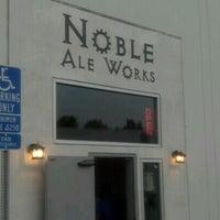 7/13/2012에 Raymond H.님이 Noble Ale Works에서 찍은 사진
