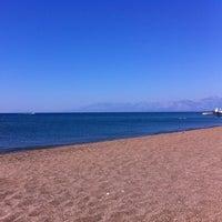 Photo taken at Zuga Beach Club by Gaye A. on 7/12/2012