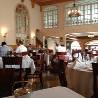 Photo taken at Gargiulo's Restaurant by Rebekah L. on 8/13/2012