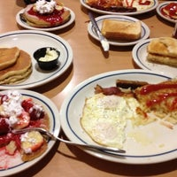 Photo taken at IHOP by Michael M. on 5/24/2012