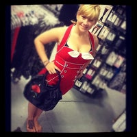 Photo taken at Culture Shock Clothing & Records by Lauren V. on 8/22/2012