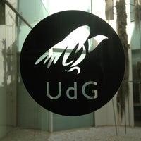 Photo taken at Universitat de Girona - Facultat de Dret by Edgar D. on 7/27/2012