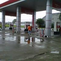 Photo taken at SPBU Gerilya Timur by Irvinto D. on 4/15/2012