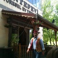 Photo taken at Kırkayak Antep Evi by Sinan C. on 4/21/2012