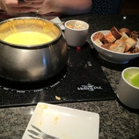 Photo taken at The Melting Pot by Eric E. on 4/29/2012