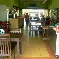 Photo taken at Restoran Risya D'Kampung by Zuhairen H. on 3/21/2012