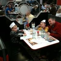Photo taken at Steak 'n Shake by Randall B. on 3/11/2012