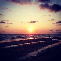 Photo taken at Mae Rumphueng Beach by Paweera R. on 2/25/2012