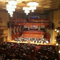 5/20/2012에 Sarah W.님이 Kennedy Center Concert Hall - NSO에서 찍은 사진