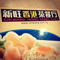 Photo taken at Xin Wang Hong Kong Café by Joanna T. on 3/2/2012