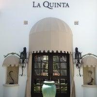 Photo taken at Spa La Quinta by Joe T. on 8/7/2012