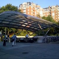 Photo taken at Woodley Park-Zoo/Adams Morgan Metro Station by Eduardo L. on 9/13/2012