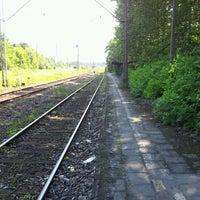 Photo taken at Stary dworzec PKP - Kochłowice by Bartosz on 6/17/2012