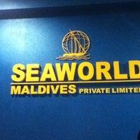 Photo taken at Seaworld Pvt Ltd by Mappu M. on 6/7/2012
