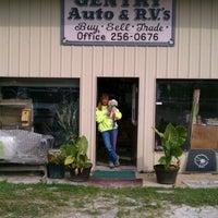 Photo taken at gentry auto & rv, 4313 US Hwy 160, west plains, missouri by Henri I. on 5/11/2012