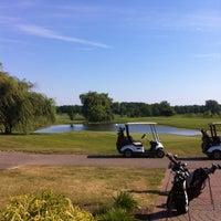 Photo taken at Clover Valley Golf Club by Scott D. on 6/9/2012