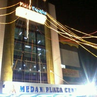 Photo taken at Medan Plaza by Chelsy W. on 8/20/2012