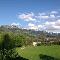 Das Foto wurde bei Rasmushof Hotel Kitzbühel von Matthew K. am 5/4/2012 aufgenommen