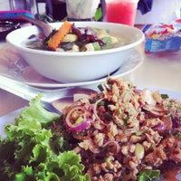 Photo taken at ร้านอาหารสโมสร by MoOKiA on 2/16/2012