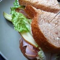 Photo taken at Panera Bread by Tatiana G. on 3/3/2012