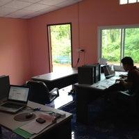 Photo taken at Office King-telecom @ สกลนคร by นายหนุ่ม ซ. on 6/25/2012