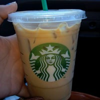Photo taken at Starbucks by Michelle R. on 3/25/2012