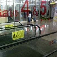 Photo taken at Gate 4 by agung p. on 9/12/2012