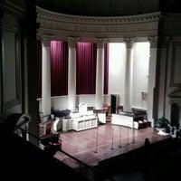 Photo taken at Hendricks Chapel by Caitlin M. on 4/27/2012