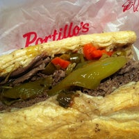 Photo taken at Portillo's by Ken on 9/9/2012