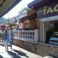 Photo taken at Pálma Pub by Gyorgy K. on 8/20/2012