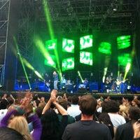 Photo taken at Arena by AnaCatanna on 6/26/2012