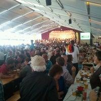 Photo taken at Hafen Hard by Martin W. on 7/22/2012