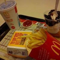 Photo taken at McDonald's & McCafé by nurffit on 8/17/2012