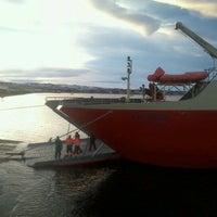 Photo taken at Transbordadora Austral Broom by Francisco D. on 7/10/2012