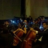Photo taken at Teatro Escola Basileu França by Fernanda S. on 4/13/2012