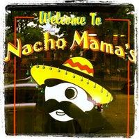 Photo taken at Nacho Mama's by Cracken .. on 6/21/2012