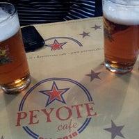 Foto scattata a Peyote Café da Valerio L. il 4/18/2012