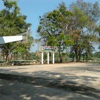 Photo taken at โรงเรียนมหาราช ประชานิมิตร by Tho on 2/8/2012